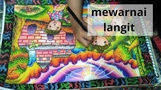 Cara Mewarnai Dengan Crayon म फ त ऑनल इन व ड य