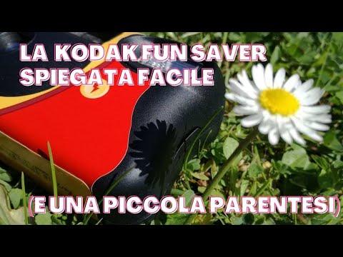Kodak Fun saver. Perchè farne un taser è una pessima idea! (Sub Eng)