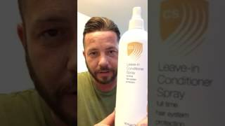 Men's hair system review-Daily Products Used