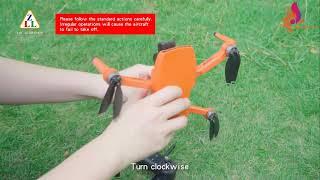 Hướng Dẫn Bay Flycam ZLRC SG108 5G WIFI FPV GPS Dual Camera 4K UHD