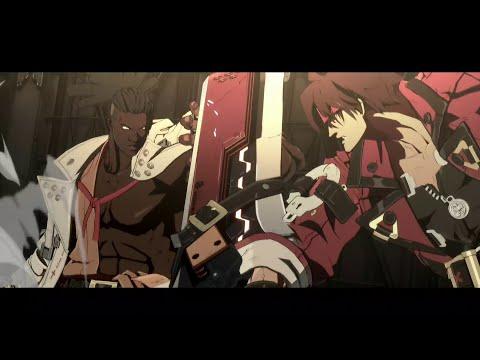 Guilty Gear: Strive : Story trailer en japonais
