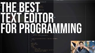 Best text editor for programming in 2020. | TechLead