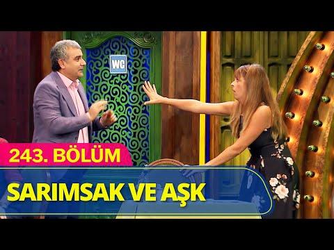 , title : 'Sarımsak ve Aşk - Güldür Güldür Show 243.Bölüm