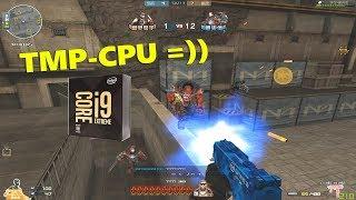 [Bình Luận CF] Steyr TMP-Intel, TMP 25 Triệu - Rùa Ngáo