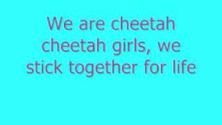 Cheetah Girls One World Cheetah Love Lyrics