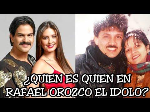 Rafael Orozco El Ídolo Personajes Reales