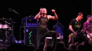 "Strung Out - ""Crossroads"" (Live@Union Transfer) 8/5/2012"