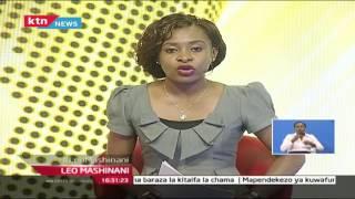 Leo Mashinani: Watahiniwa wa Mitihani ya KCPE Nchini na jinsi walivyo anza mitihani, 1/11/2016