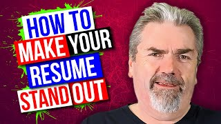 How to Make Your Resume Stand Out From the Rest | Programming Tip by Tim Buchalka
