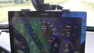Turbobandit ECOBRAKE test 3