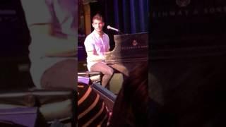 Jon McLaughlin - intro to Until You Got Love - #IndianaTour2017 Boston MA