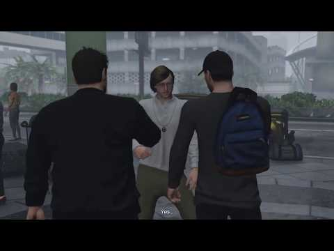 "GTA 5 English Dave Says ""Big Up The London Massive"" For 5 Minutes"