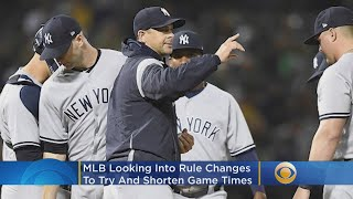 Potential MLB Rule Changes That Could Speed Up Games