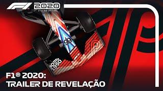 F1® 2020 |Trailer de Revelação [BR PT]