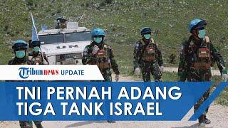 Konflik Palestina VS Israel Memanas, Kilas Balik TNI Ternyata Pernah Adang 3 Tank Israel