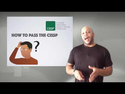How To Pass The CISSP Exam I CISSP Certification Exam ...