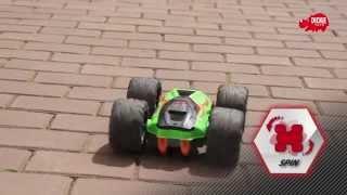 Nuotoliniu pultu valdomas automobilis | Wild Flippy | Dickie 1119063
