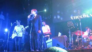 Johnny Hates Jazz en vivo, Club Chocolate, Chile 2015