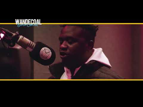 WANDE COAL TALKS WHAT TO EXPECT FROM THE SHOW  - WANDE COAL LIVE INDIGO 02 11TH NOVEMBER 2018