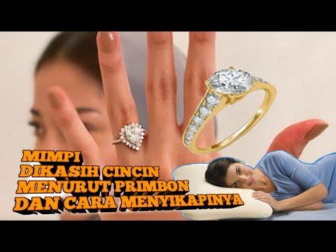 MIMPI DIKASIH CINCIN (Menurut Primbon & Cara Menyikapinya)
