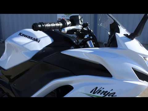 2020 Kawasaki Ninja 650 ABS in La Marque, Texas - Video 1