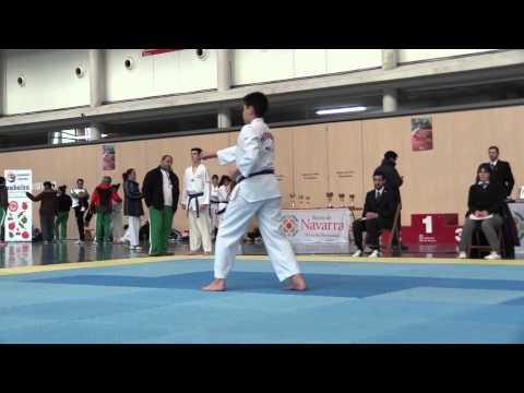 Taekwondo Cto. Navarro Poomsae (7)