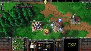 皇冠之最后RPG 魔兽争霸xiaoy解说120 Infi TM