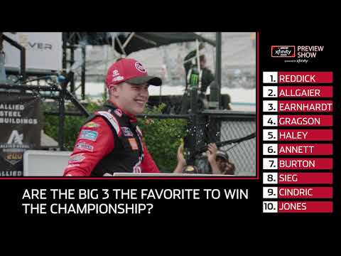 Xfinity Preview: Can Reddick grab third win at Pocono?
