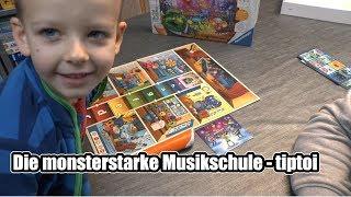 Die monsterstarke Musikschule tiptoi (Ravensburger) - ab 4 Jahre - Teil 326