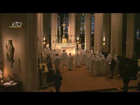 Vêpres et messe à St-Gervais du 9 mars 2019