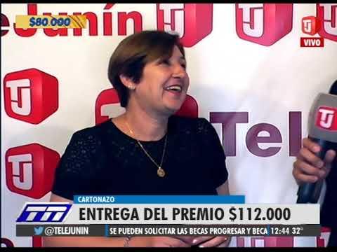 El pozo de 112 mil pesos del Cartonazo se repartió entre cuatro lectoras