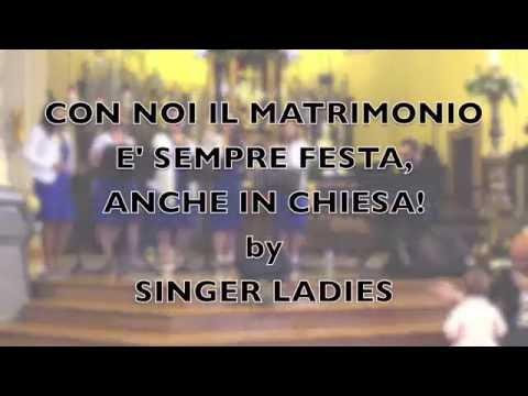 SINGER LADIES Cantanti per MATRIMONI/EVENTI. Bollate Musiqua