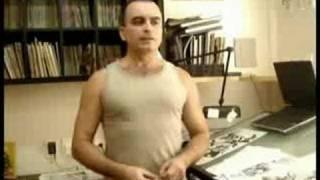 Mike Deodatos Video For CREATING COMICS Seminar