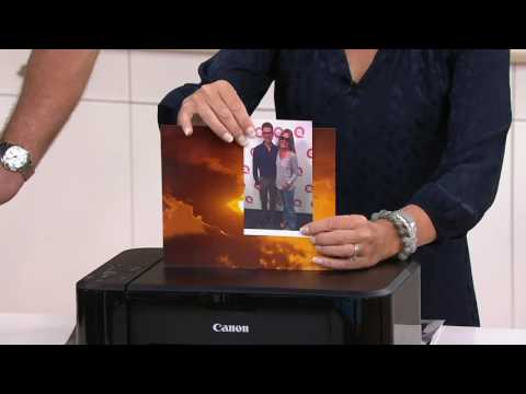 Canon PIXMA MG3620 Wireless All-In-1 Color Inkjet Printer w/ Mobile Print on QVC