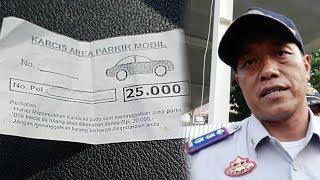Viral Foto Karcis Parkir dengan Tarif Rp25 Ribu, Begini Tanggapan Dishub DKI Jakarta