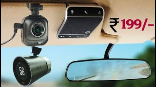 12 Cool NEW Car Accessories Available On Amazon & Online | Under Rs199, Rs399, Rs19k