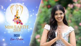 Tejaswini Manogna Miss Earth India 2019 Eco Video