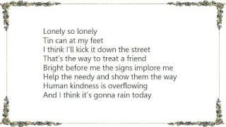 Charlotte Gainsbourg - Somewhere Between Waking and Sleeping Lyrics
