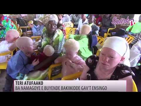 Bannamagoye e Buyende bakiiikidde gav't ensigo olw'obutafaako