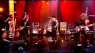 Cheap Trick - Sick Man Of Europe - 09/01/09 Live TV