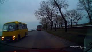 Дорога на Власовку из Светловодска