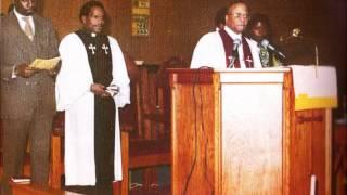 Reverend Dr. C.H. Brown Jr. - (Preaching 25 Years Ago)