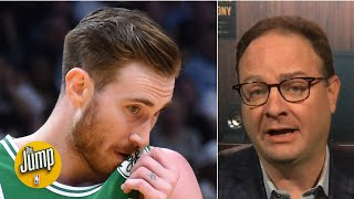 Woj reveals Gordon Hayward injury news, explains what it means for Celtics | The Jump