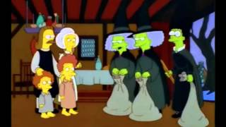 The Simpsons - Marge Is A Witch Part 2 Of 2 (S9Ep04)