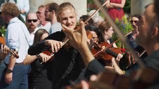 Flashmob Wir Sind Europa   Ode An Die Freude – Dornbirn 2018
