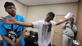 G-Unit: Birmingham - Lloyd Banks and DJ Whoo Kid Beamer, Benz, or Bentley Rehearsal | 50 Cent Music