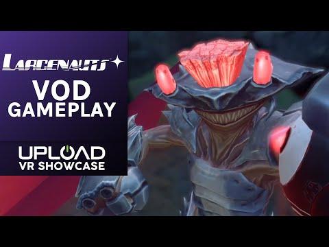 Roadmap And VOD Reveal Trailer de Larcenauts