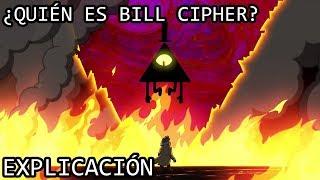 ¿Quién es Bill Cipher? EXPLICACIÓN   Bill Clave o Bill Cipher de Gravity Falls y su Origen EXPLICADO