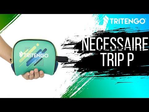 Necessaire Trip P em Neoprene Personalizada para Brindes Corporativos
