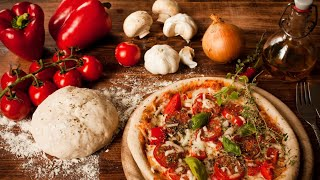 Pizza Making Footage